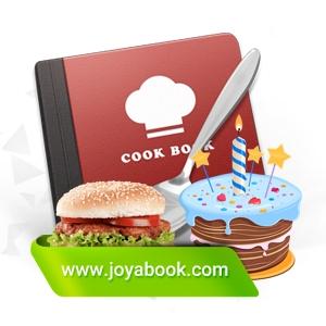 کتاب آشپزی و شیرینی پزی