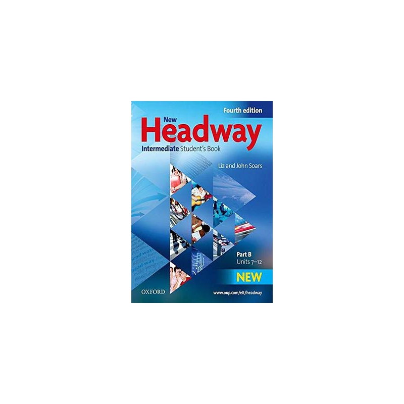 کتاب New Headway 4th Intermediate