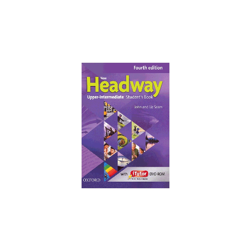 کتاب New Headway 4th Upper-intermediate