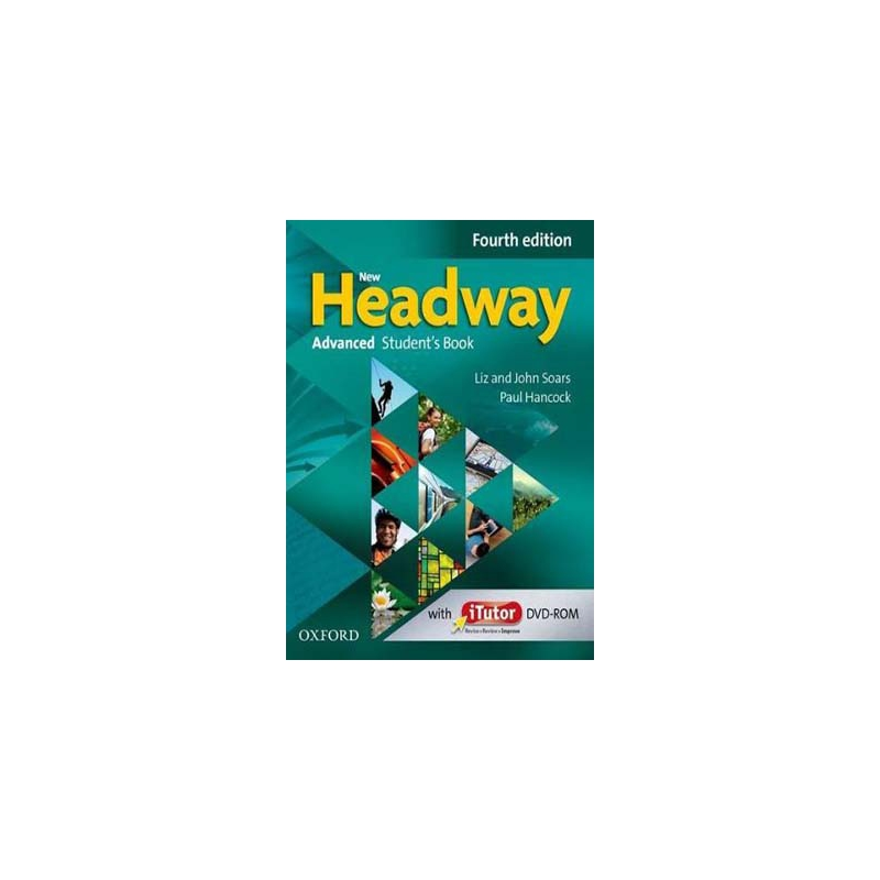 کتاب New Headway 4th Advanced