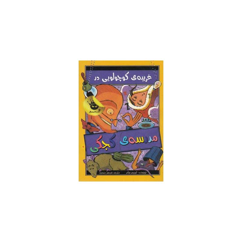 کتاب مدرسه کجکی 3 غریبه ی کوچولویی در