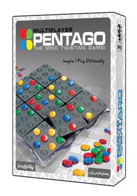 بازی پنتاگو چند نفره