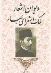 کتاب دیوان اشعار ملک الشعرای بهار 2 جلدی
